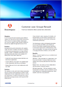 Customer case groupe renault preview image